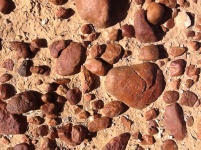 Gibber stone