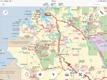 Map - Adelaide River