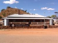 Telegraph Station at Barrow Creek