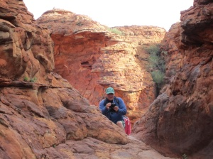 Richard in Kings Canyon