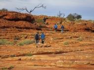 Canyon walk