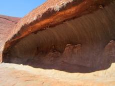 Uluru wave