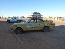 Birdsville taxi rank
