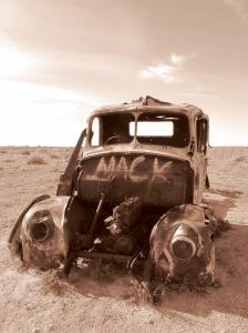 Woomera Truck