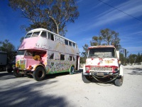 Grawin bus and truck