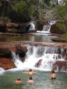 Waterfall twin falls