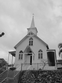 Thursday Island Torres Strait church