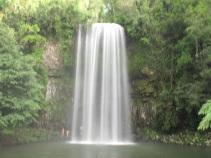 Millaa Millaa waterfall