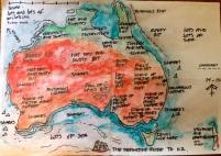Australia - The Map
