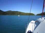 Whitsundays sailing