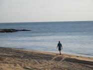 Howard on Pennefather beach