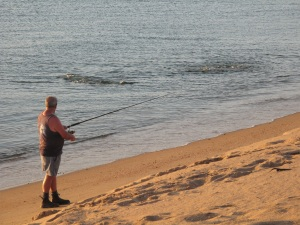 Max fishing pennefather
