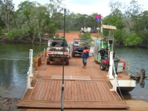 Jardine River Crossing, Cape York,queensland