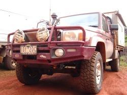 Landcruiser 4WD