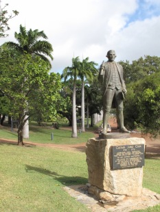 Captain Cook memorial